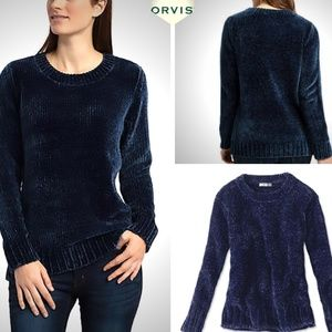 Orvis Women's Chenille Relaxed Sweater